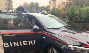 carabinieri auto donna