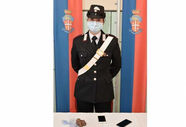 carabinieri biella droga