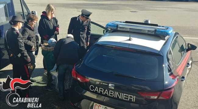 carabinieri biella scuola