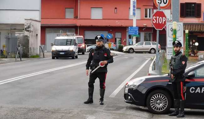 carabinieri borgosesia serravalle