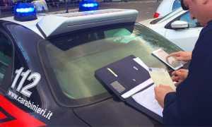carabinieri controllo documenti