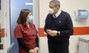 ciurleo zampa infermiera
