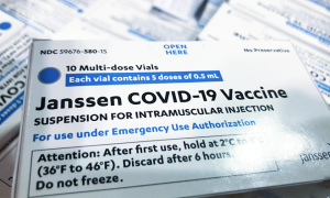 covid vaccino jhonson