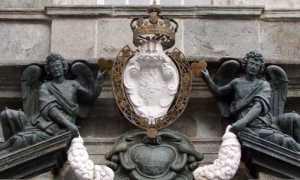 oropa portale basilica vecchia