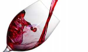 vino rosso bicchere