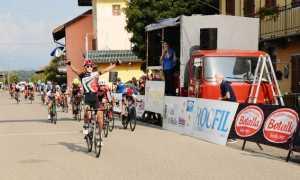 ciclismo arrivo