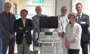 ecografo ospedale biella