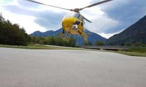 elicottero ispezione