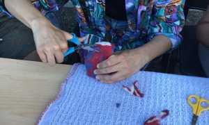 lana feltratura