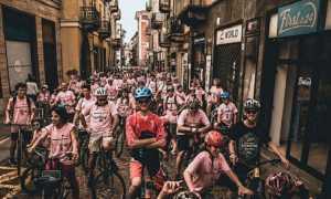 pedalata in rosa pic